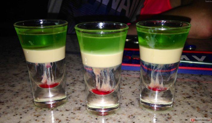 Коктейль с фото алкогольные