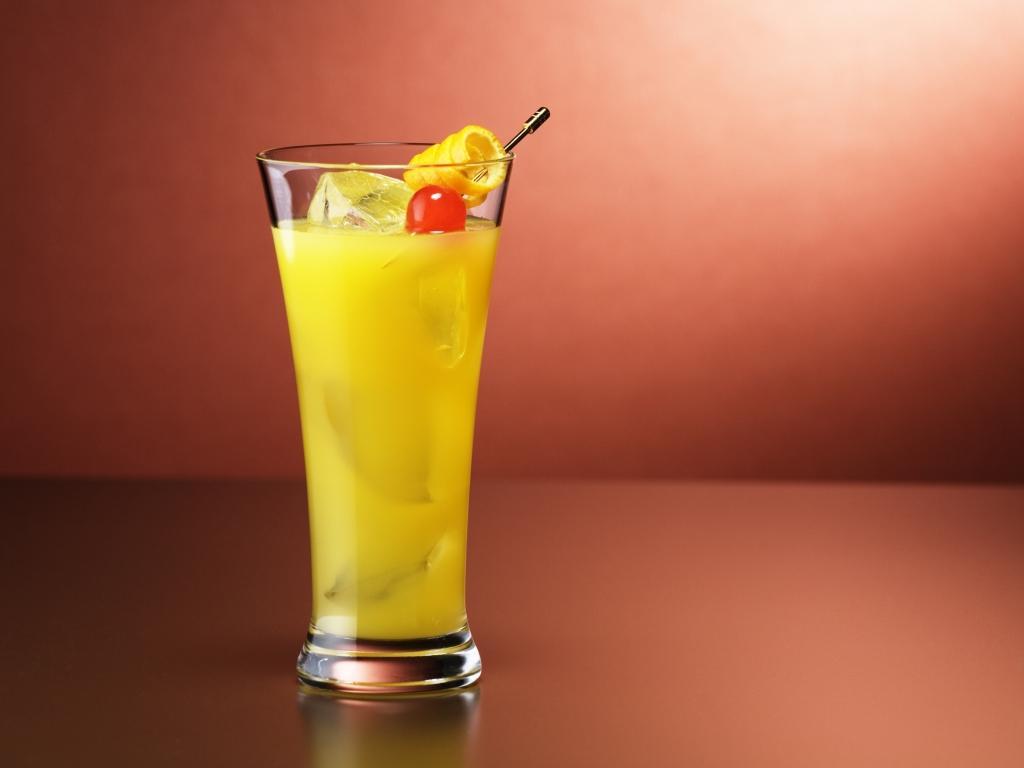 коктейль мимоза