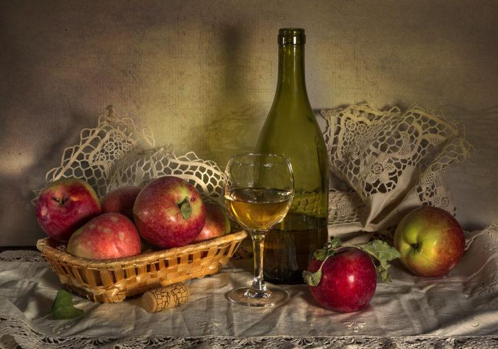 яблочное вино рецепт с фотографиями