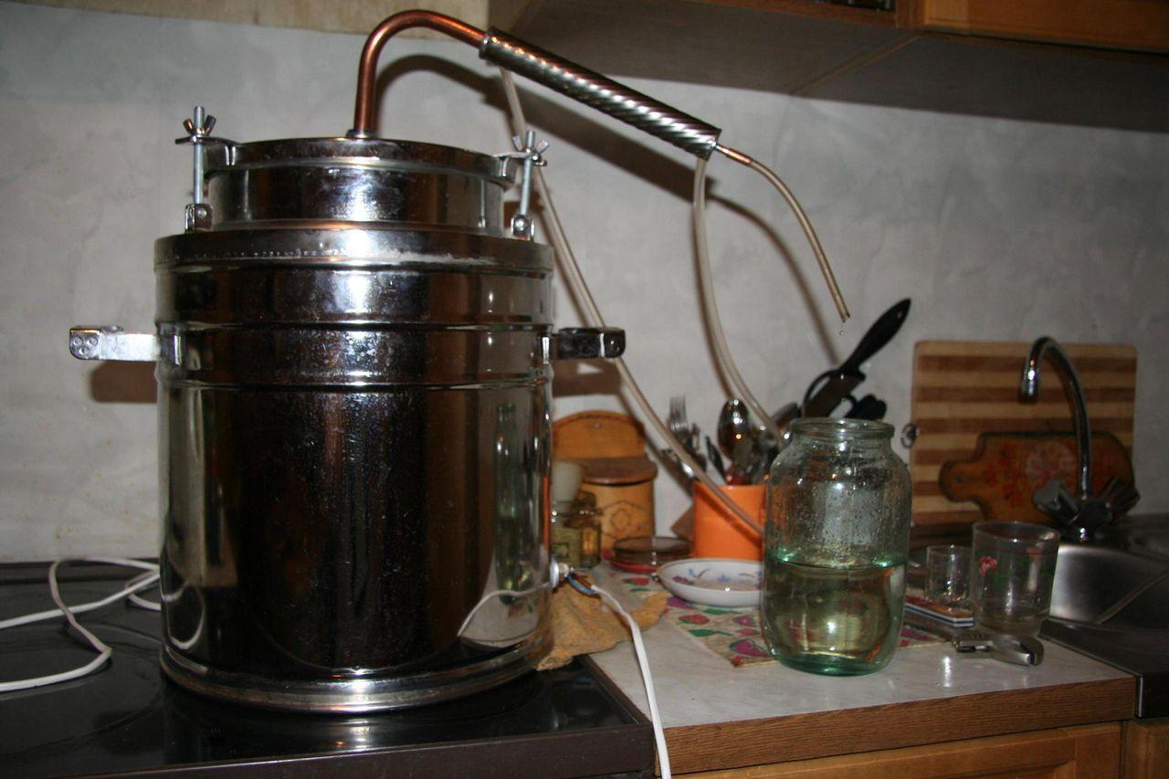 Изготовить самостоятельно самогонный аппарат немецкий самогонный аппарат вагнер цена