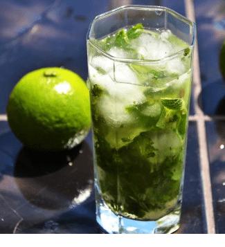 Как приготовить Безалкогольный мохито