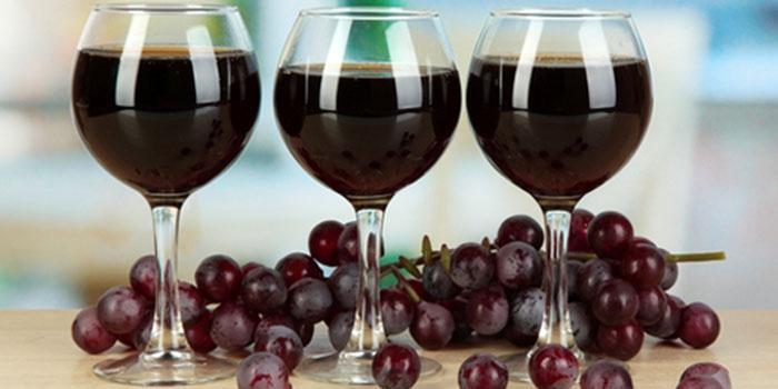 Вино полусладкое домашнее из винограда рецепт