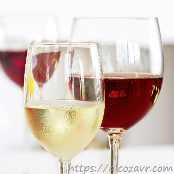 Полезные свойства вино