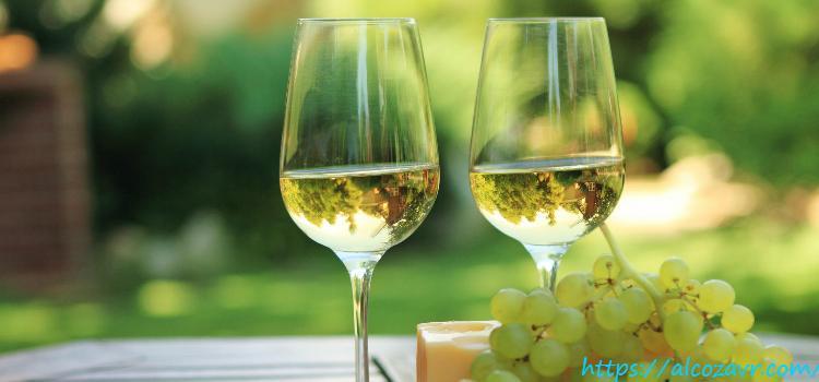 Белое вино мощный антиоксидант