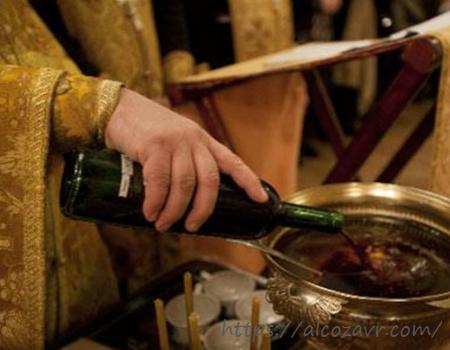 Какое вино можно в Великий пост