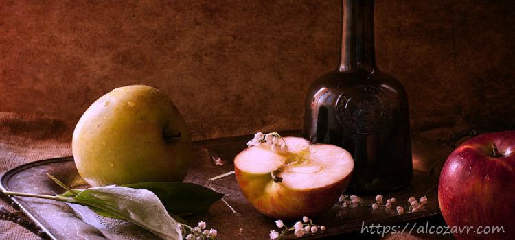 Приготовление яблочного вина