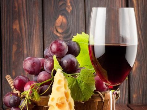Бокал красного вина в неделю при беременности