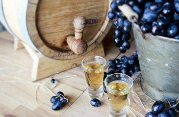 Виноградная чача