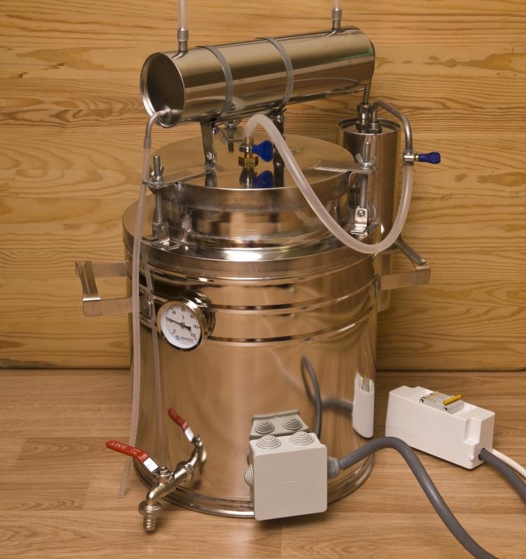 Как варить самогон на самогонном аппарате купить самогонный аппарат прямоугольный