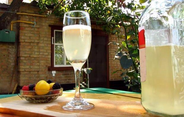 Как приготовить шампанское
