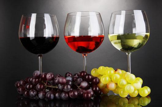 Какие бывают вина