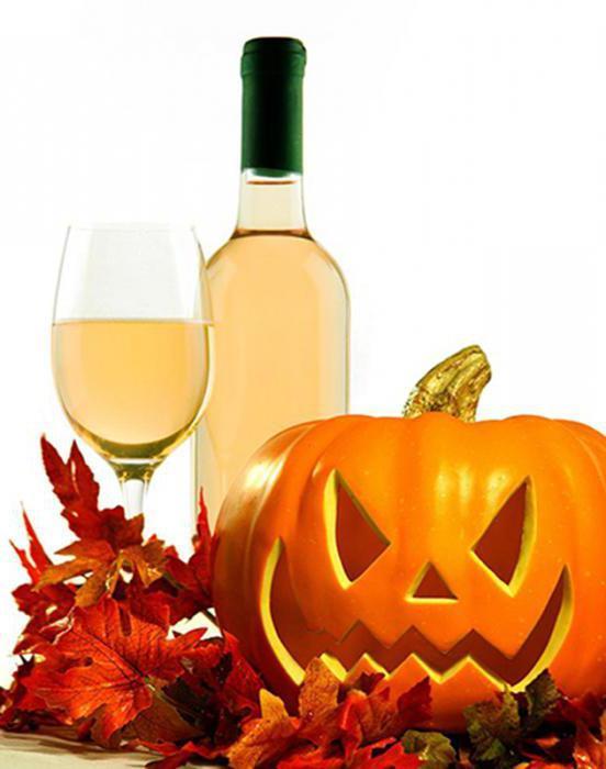 Тыквенное вино