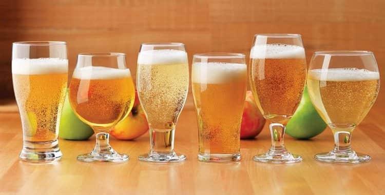 Сидр содержание алкоголя