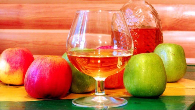 Рецепты наливок из яблок