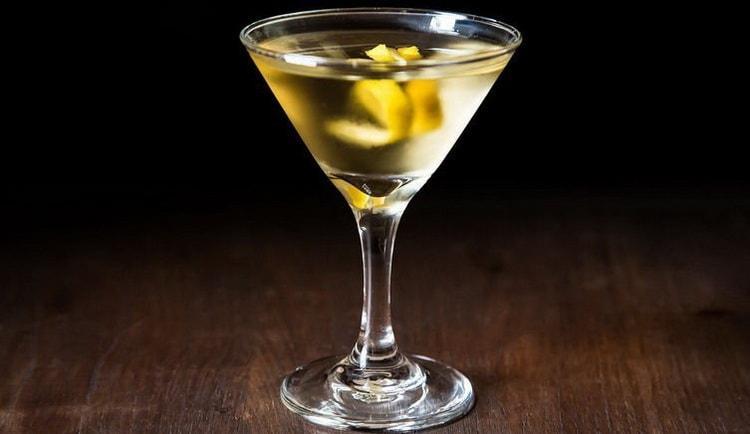Виски с мартини