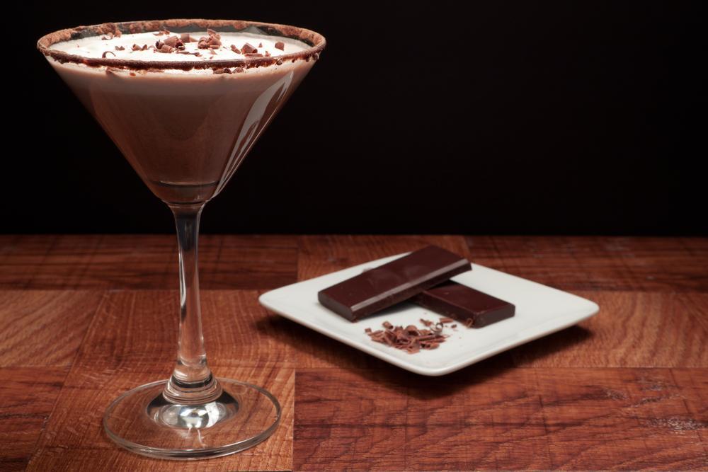 Шоколадное Мокко Мартини