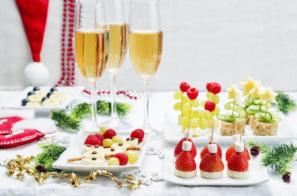 С чем пить шампанское