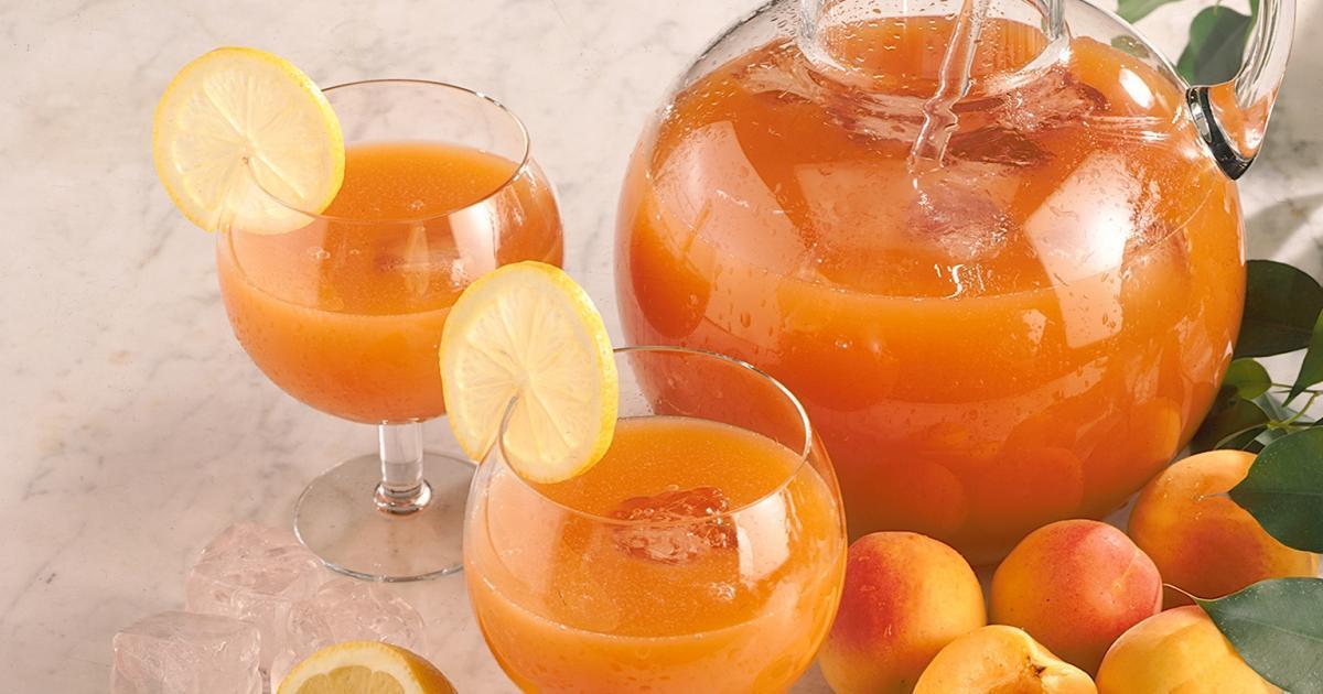 Рецепты абрикосовой настойки