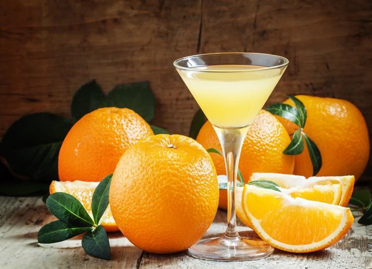 Рецепты мандариновой настойки