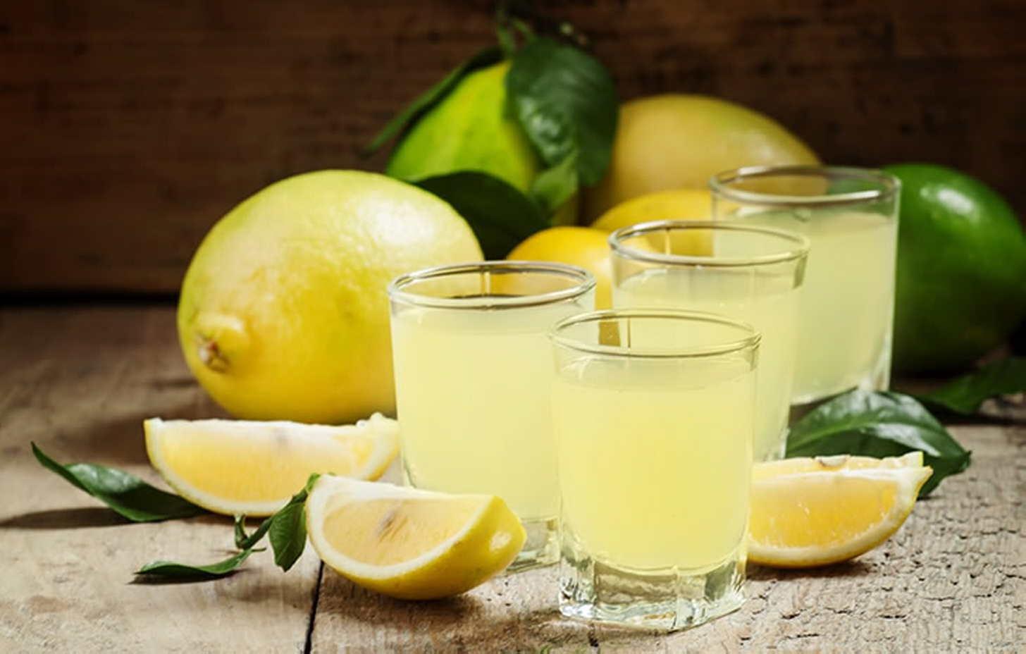 Секреты приготовления лимонной настойки