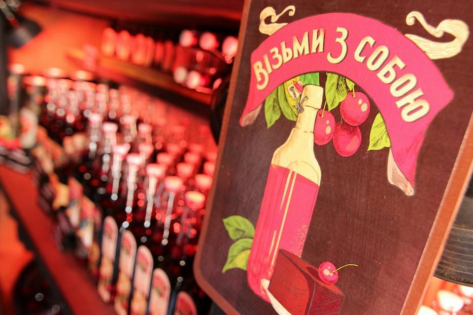 Рецепт настойки пьяная вишня