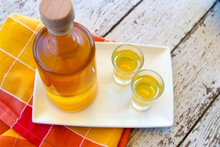 Рецепты абрикоса на водке