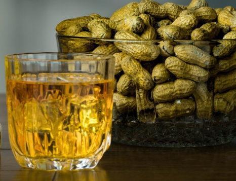 ореховый ликер арахис