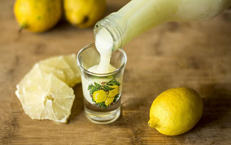 Лимонный самогон рецепт