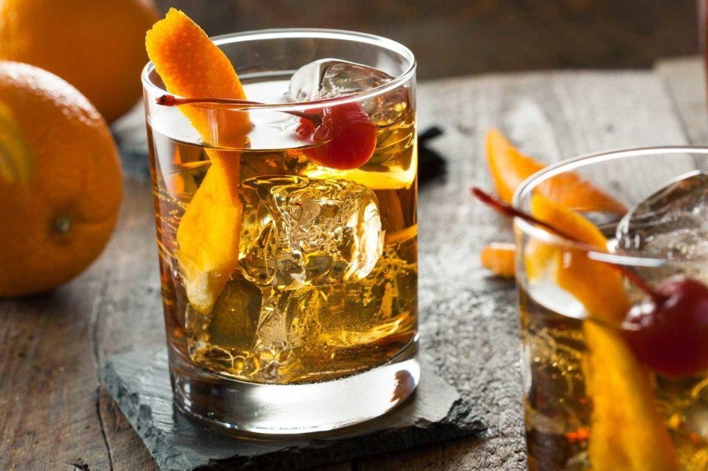 Апельсиновая настойка на спирту