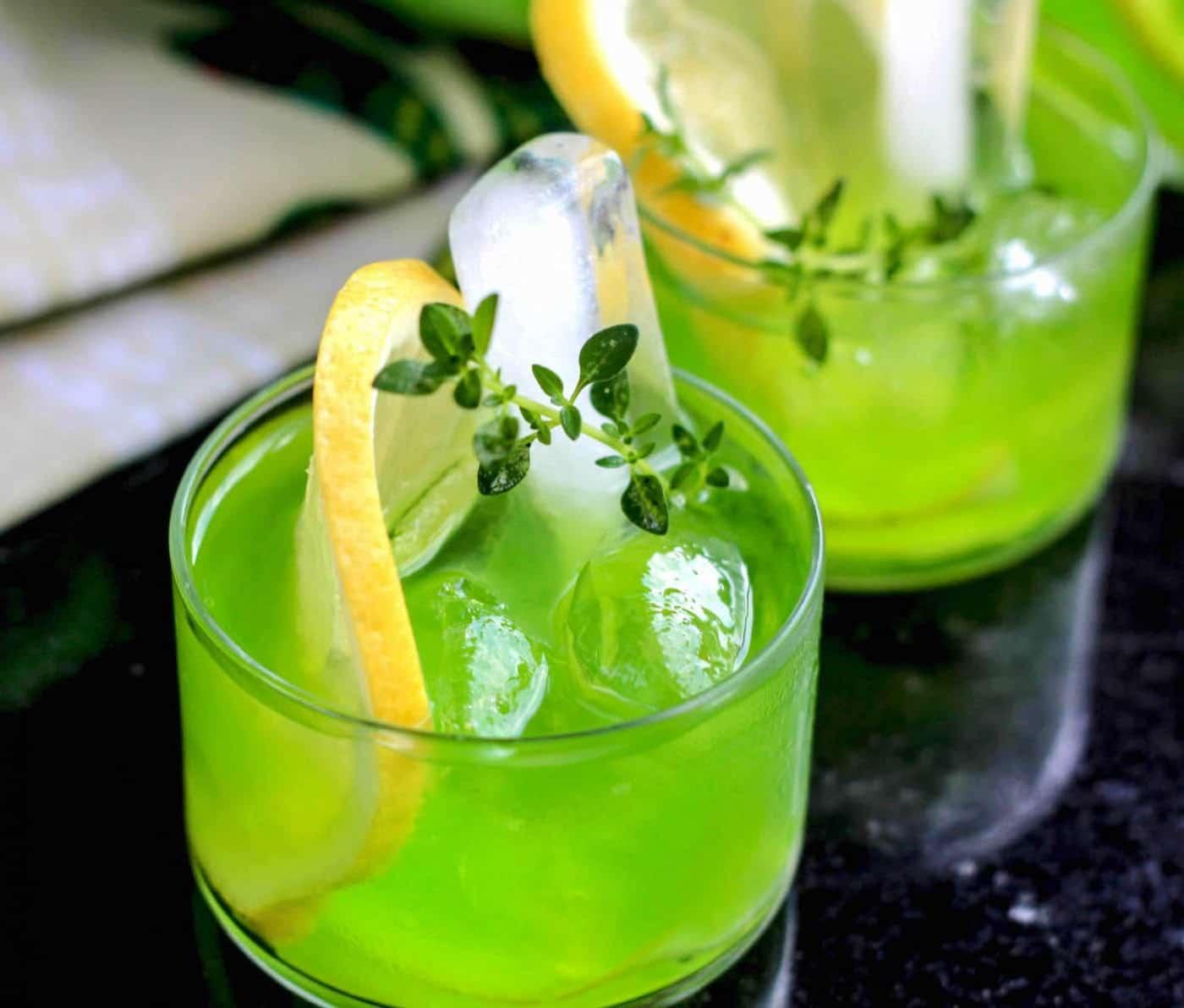 Мохитовка из лимонов