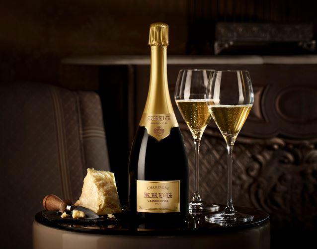 шампанское круг
