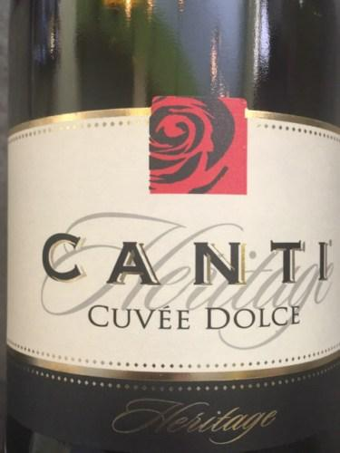 Canti Cuvee Dolce