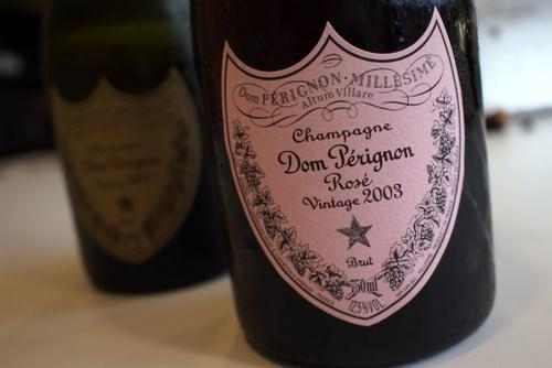 Dom Perignon Rose Vintage