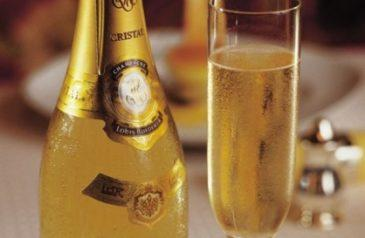 шампанское кристалл