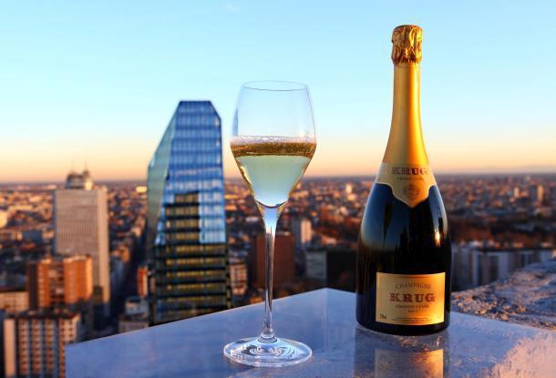 шампанское Krug