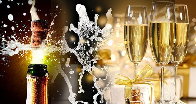 шампанское канти