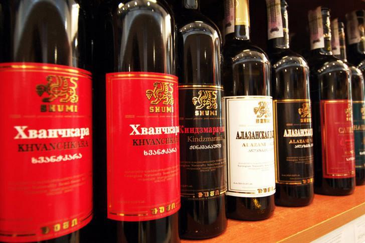 хванчакара вино