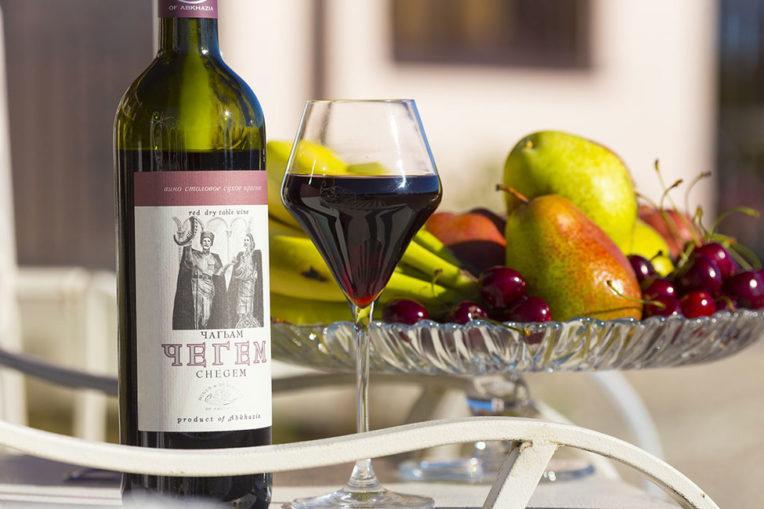 вино чегем
