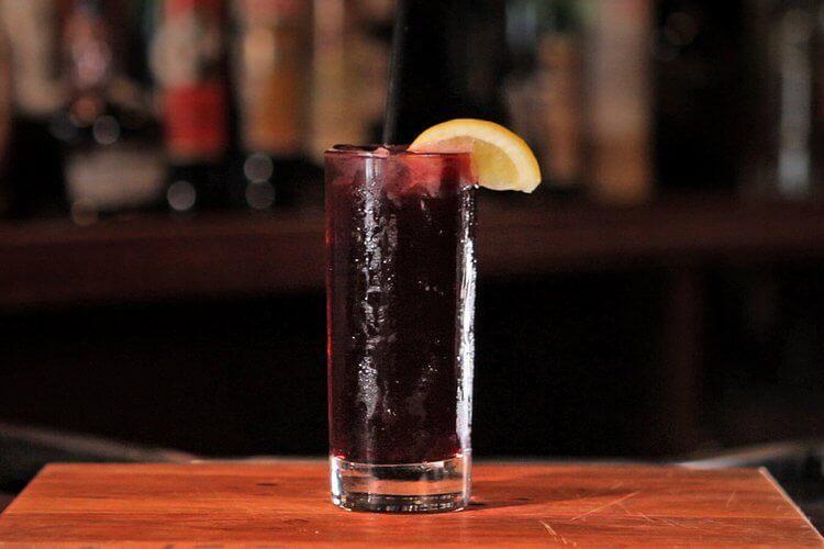 коктейль с вином эшера