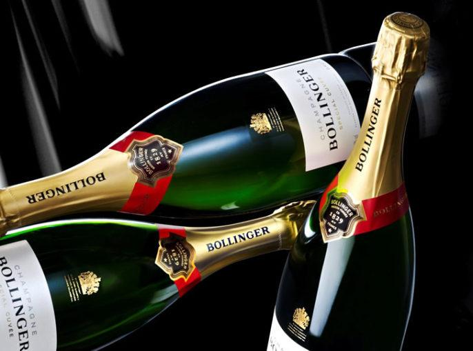 Bollinger шампанское