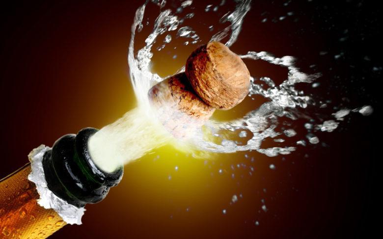 французское шампанское