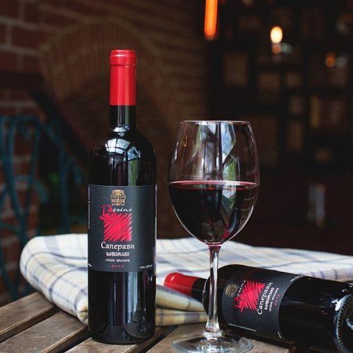 саперави вино