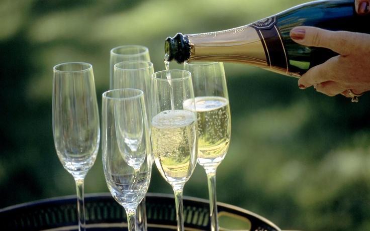просекко шампанское