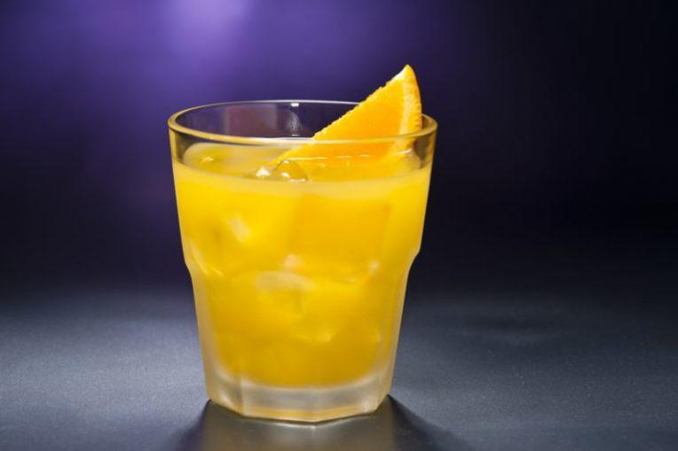 апельсин водка